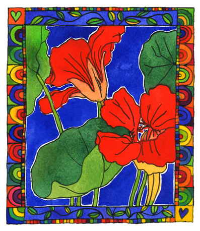 Scarlet Nasturtiums_aboutpage