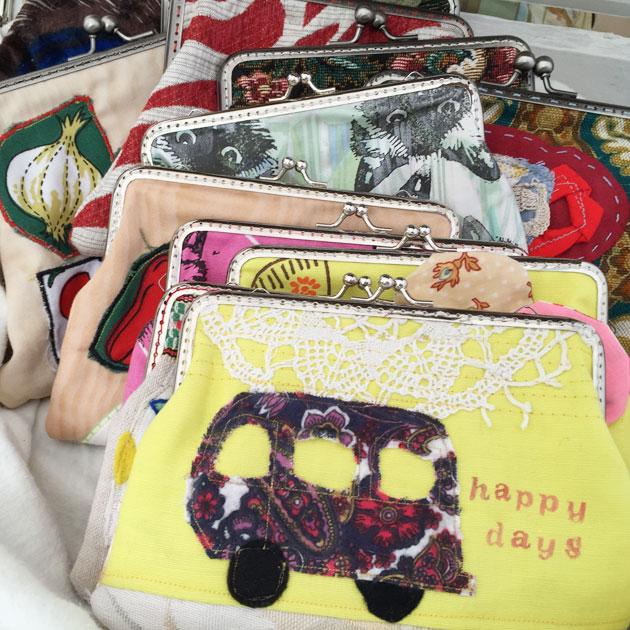 eco conscious purses by Juantia Tortilla